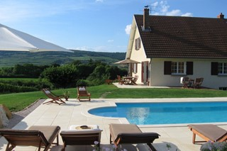 Hus/Villaer Frankrike