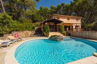 Hus/villor Frankrike
