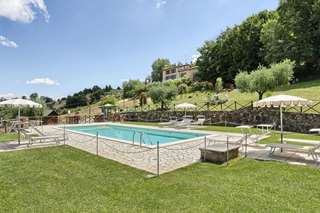 Rural apartments Italy