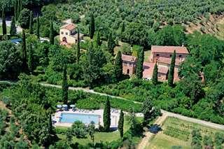 Landsbygdslägenheter Italien